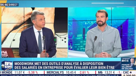"Moodwork dans ""Good Morning Business"""