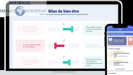 Moodwork publié dans le Journal Impact European