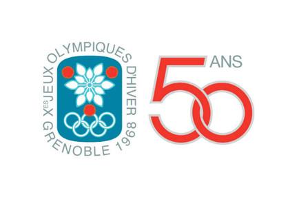 50 ans des Jeux Olympiques d'hiver de Grenoble
