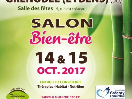 Salon Bien-Être Grenoble Octobre 2017