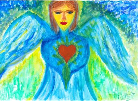 S'aimer, message de l'archange Michaël