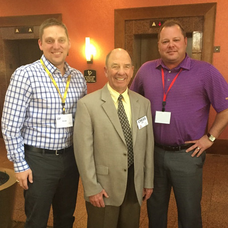 Brian Meitz and Jason Thompson Earn CSP Certifications