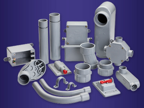 NAPCO Has You Covered With Their Complete Line of Durable PVC Conduit Fittings