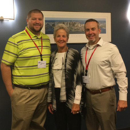 Allen Lupton and Tanner Clay Earn CSP Certifications