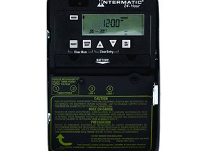 Save Time and Money With Electronic Controls From Intermatic