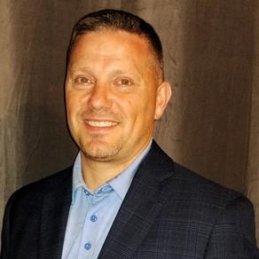 David Dye Named Director of Industrial Sales