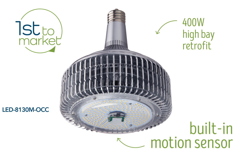 Light Efficient Design First-to-Market with 400W High Bay