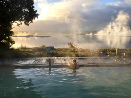 Day 4 Rotorua - Taupo - Hawkes Bay
