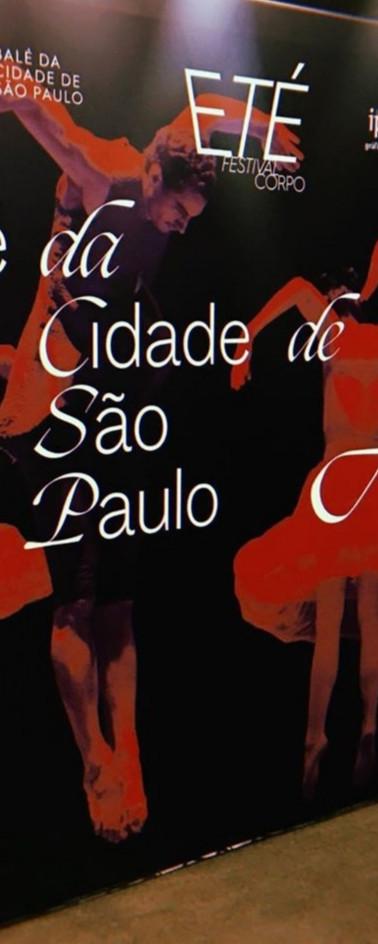Balé da Cidade de São Paulo - 50 anos