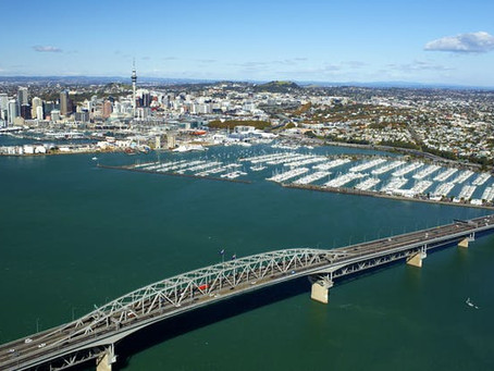 Auckland Day 1, April 28, 2020 Our Virtual Tour
