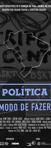 Política: Modo de Fazer (2018)