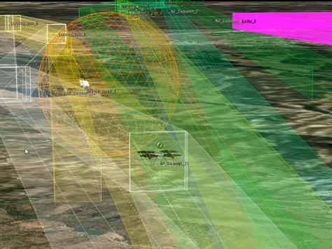 Purdue University UAS to deploy Simlat UAS Traffic Management (UTM) simulation