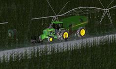 Agriculture UAS Simulation Application