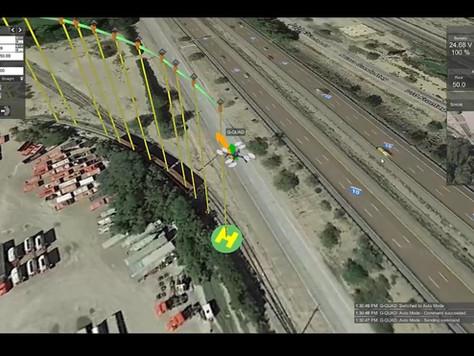 Simlat UAS simulation delivered to the FAA UAS Simulation Lab.