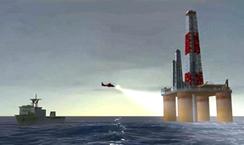 Maritime Exploration UAS Simulation Application