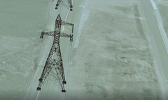 Power Lines Inspection UAS Simulation Application