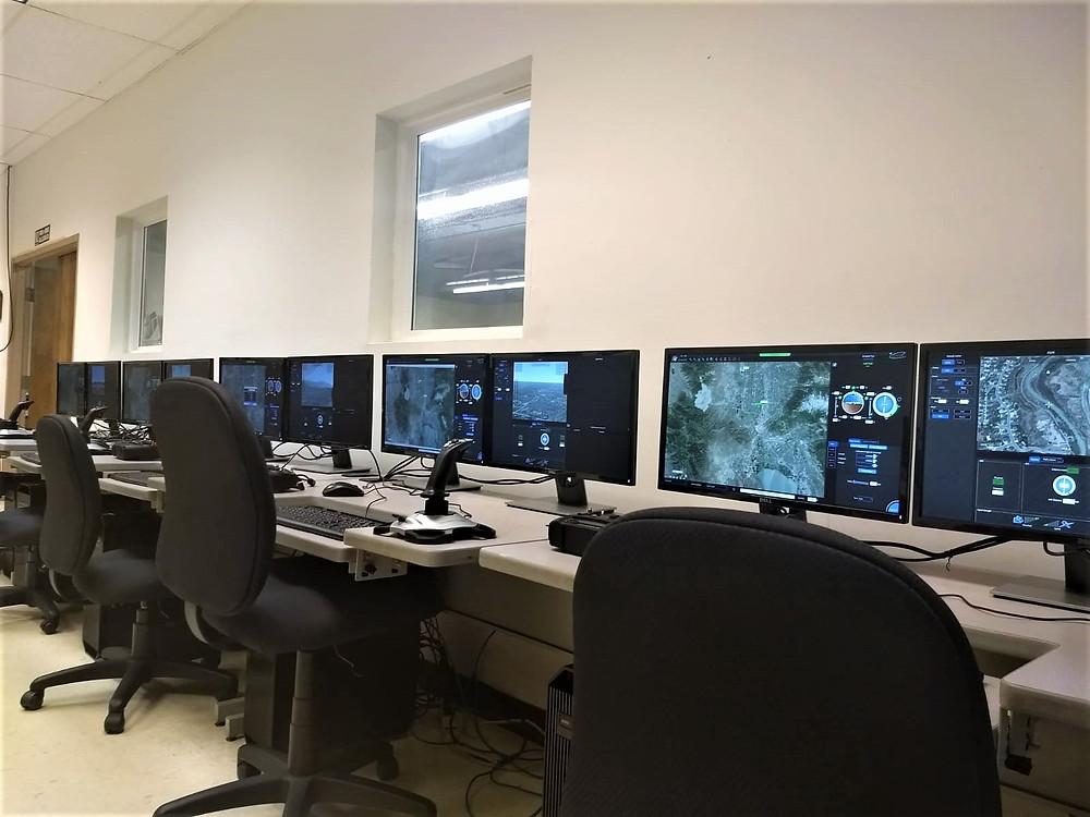 Simlat IMPACT system at ECSU