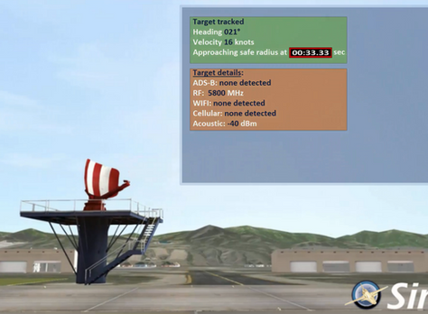 Simlat Introduces a Counter-UAS Simulation Application