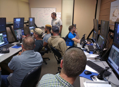 Simlat has delivered an advanced UAS Training & Simulation Classroom to Embry-Riddle Aeronautica