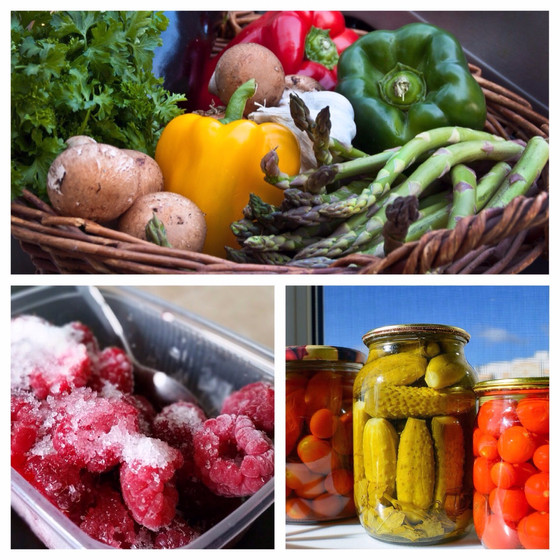 Frozen, Fresh or Canned? Meeting vegetable needs in the winter