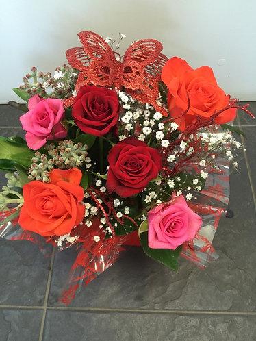 Mixed Rose