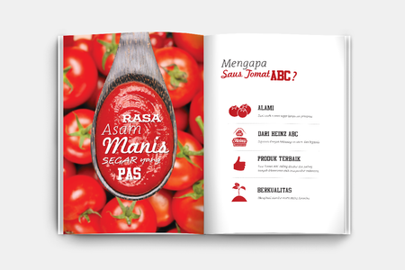 ABC Saus Spesial Booklet Layout
