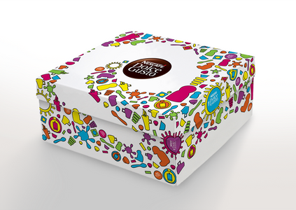Nescafe Dolce Gusto Packaging