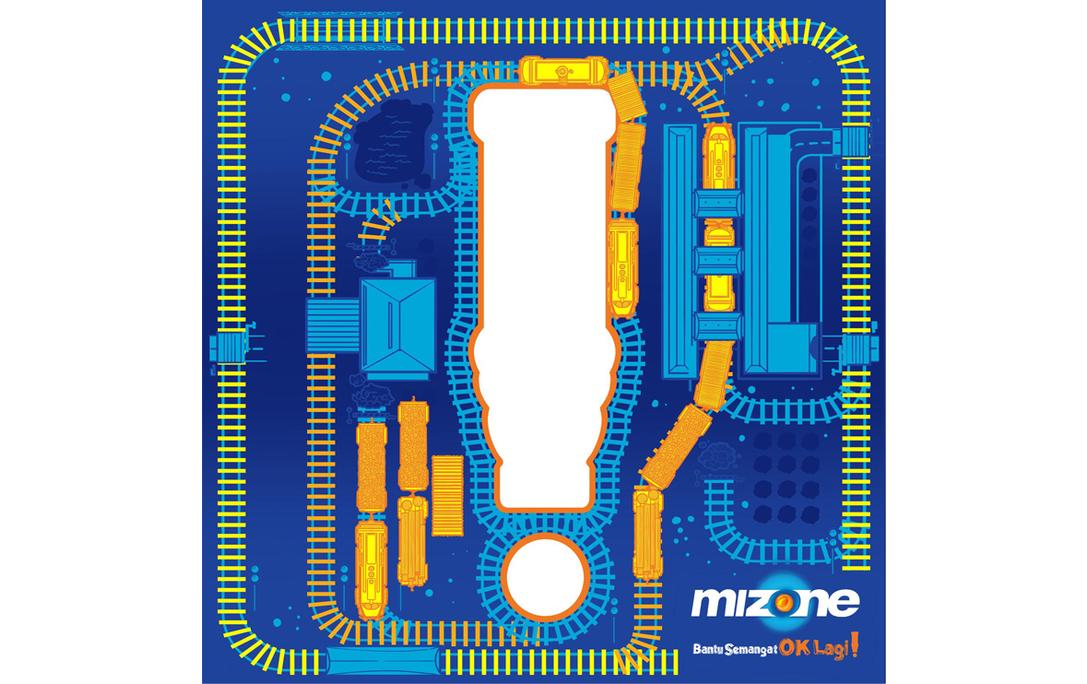 Mizone Kereta Design