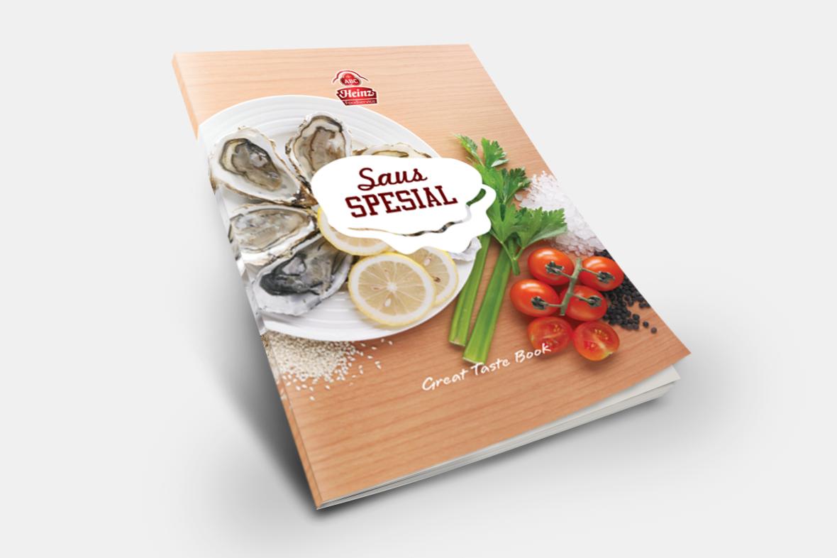 ABC Saus Spesial Booklet Cover Design