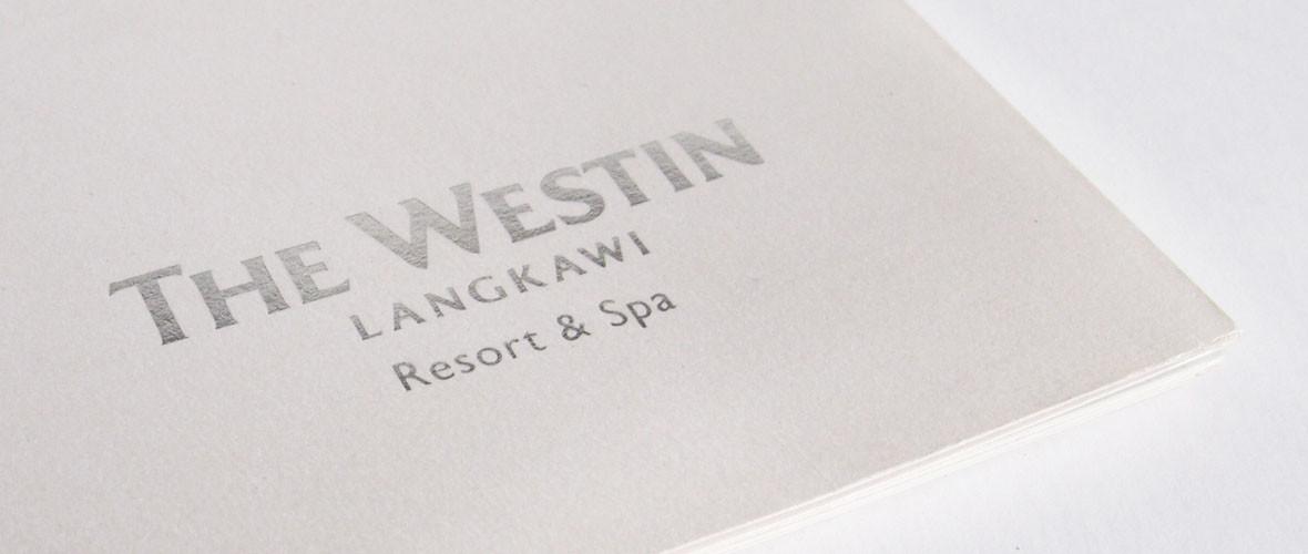 The Westin Langkawi Logo