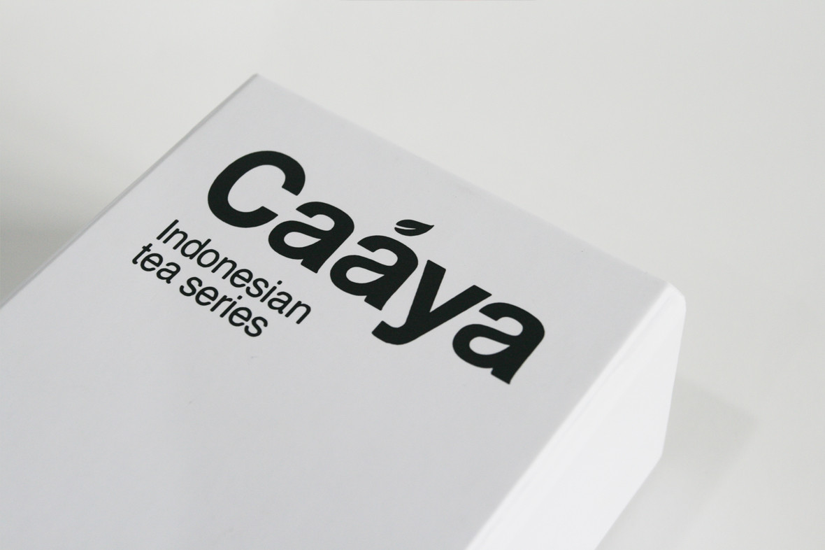 Caaya Indonesia Tea Series Logo