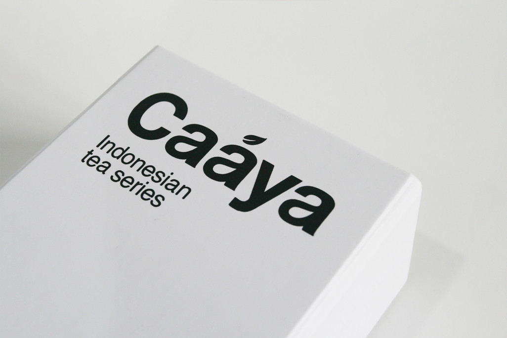 Caaya Indonesia Tea Series Logo