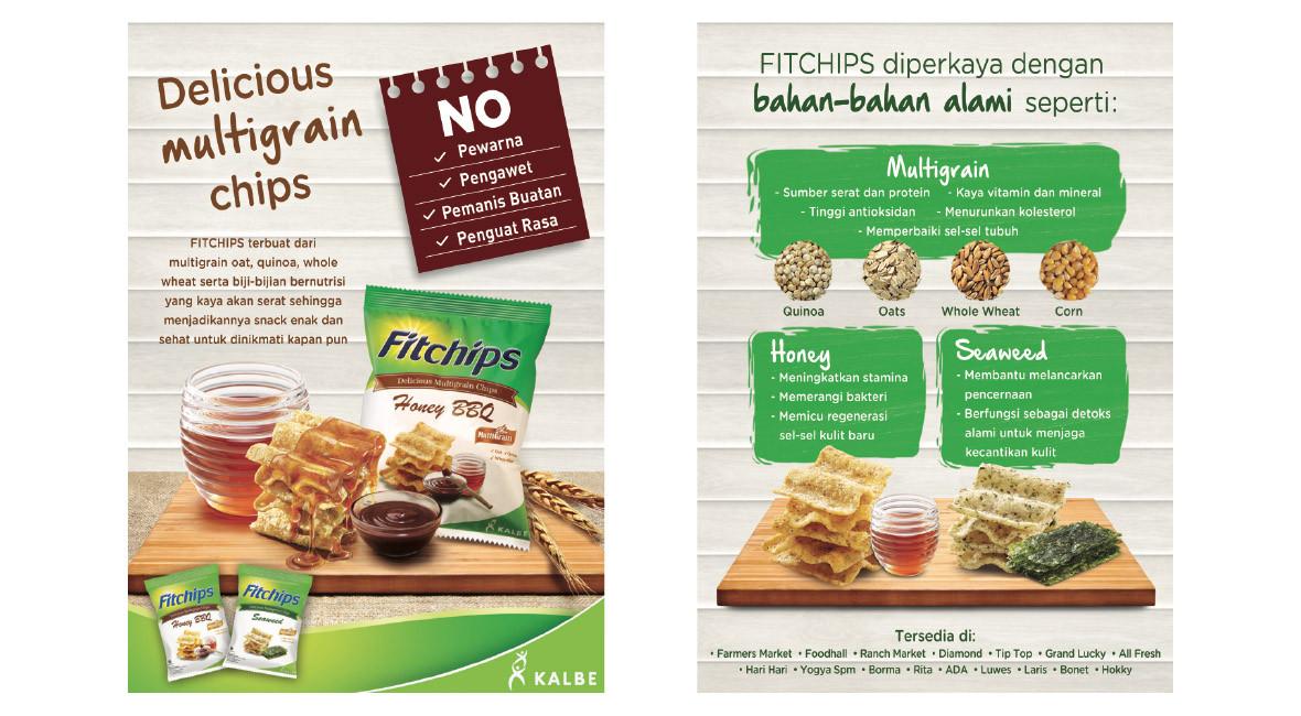 Fitchips Alternative Poster Design
