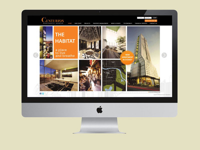 Centurion Website Preview