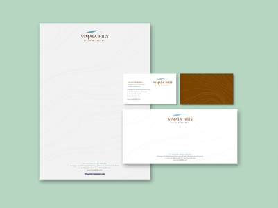 Vimala Hills Stationary Designs