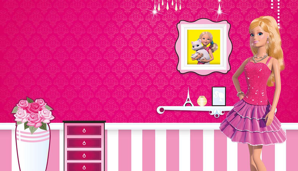 Barbie Pop Up House Design