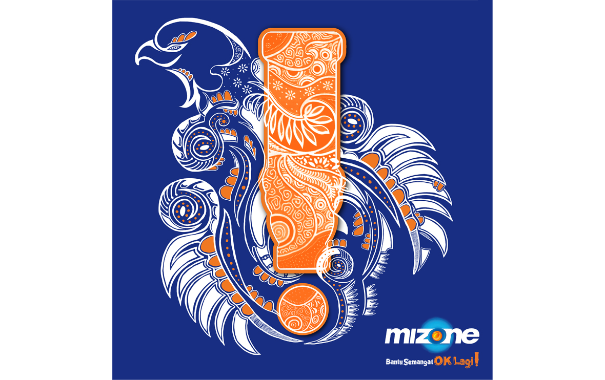 Mizone Batik Design