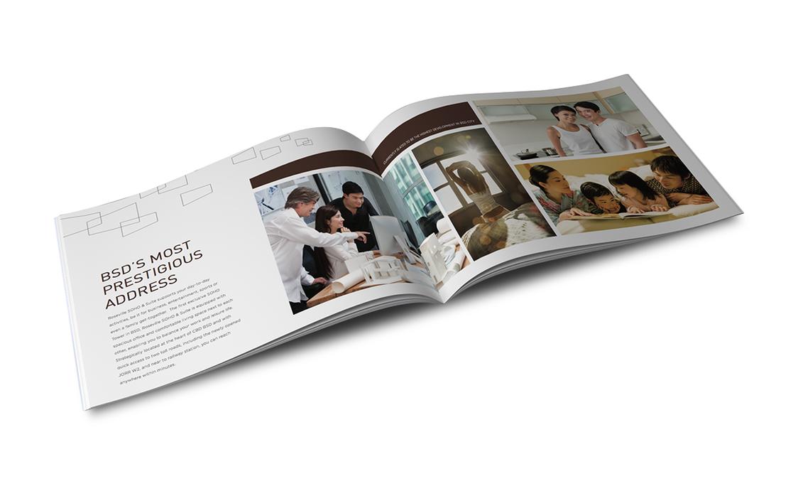 Roseville Catalogue Design