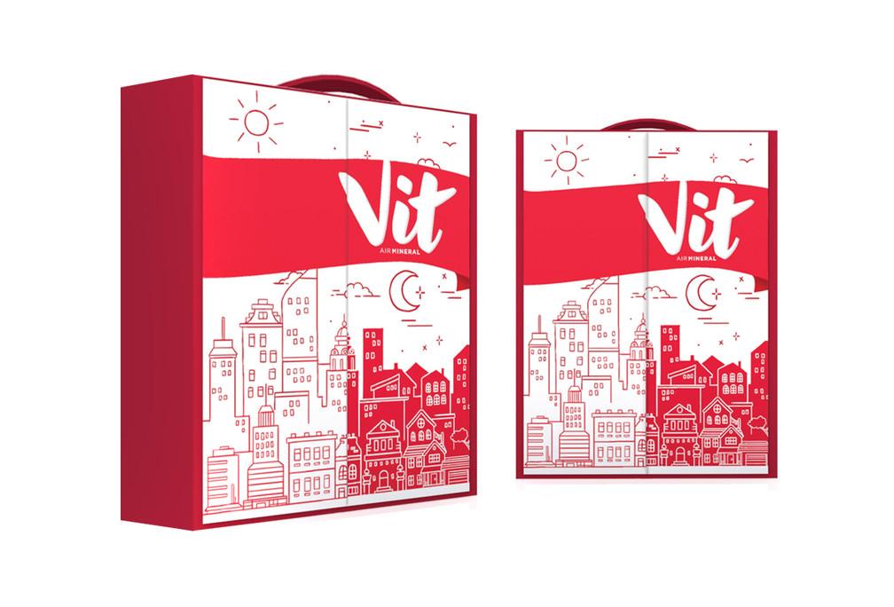 Vit New Personality Pack Design