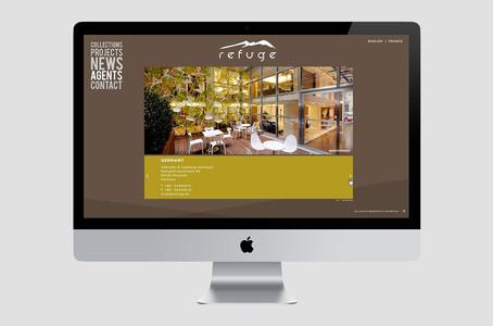 Refuge Website Location Preview