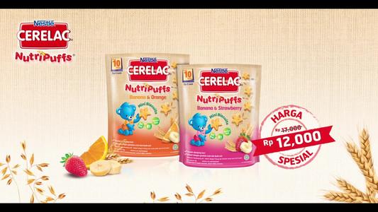 Cerelac Nutripuff Indomaret Video
