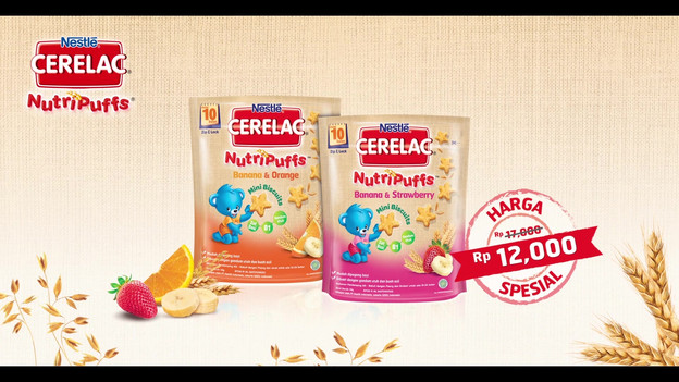 Cerelac Nutripuff Indomaret Video