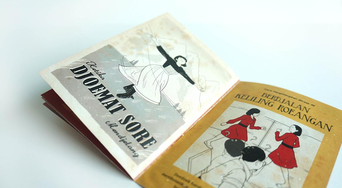 Presto Booklet Content Design