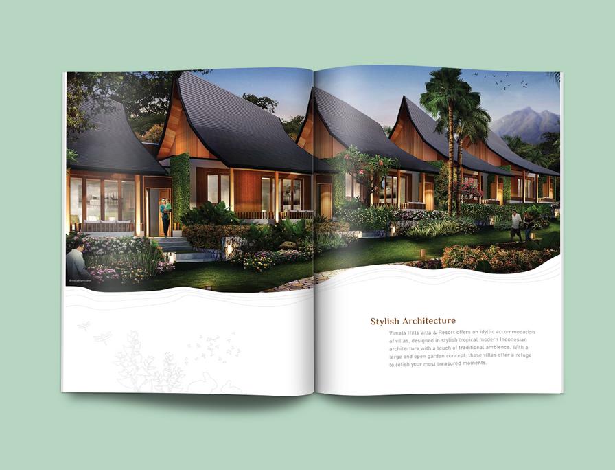 Vimala Hills Resort Catalogue Layout