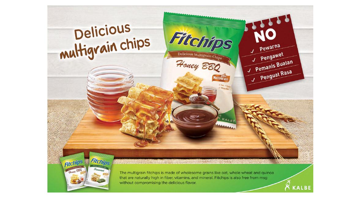 Fitchips Poster Design