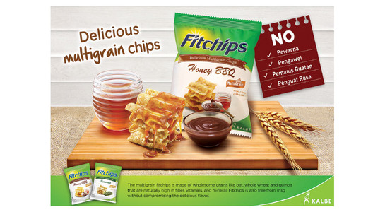 Fitchips Poster Design