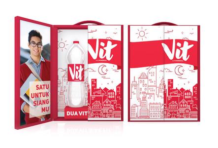 Vit New Personality Pack Half Opened Design