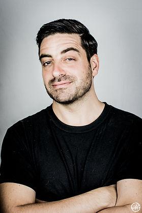 Comedian Matt Roper