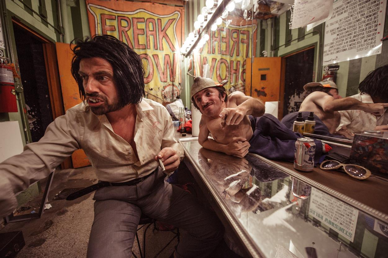 Wilfredo & Velvet at Coney | MarOne
