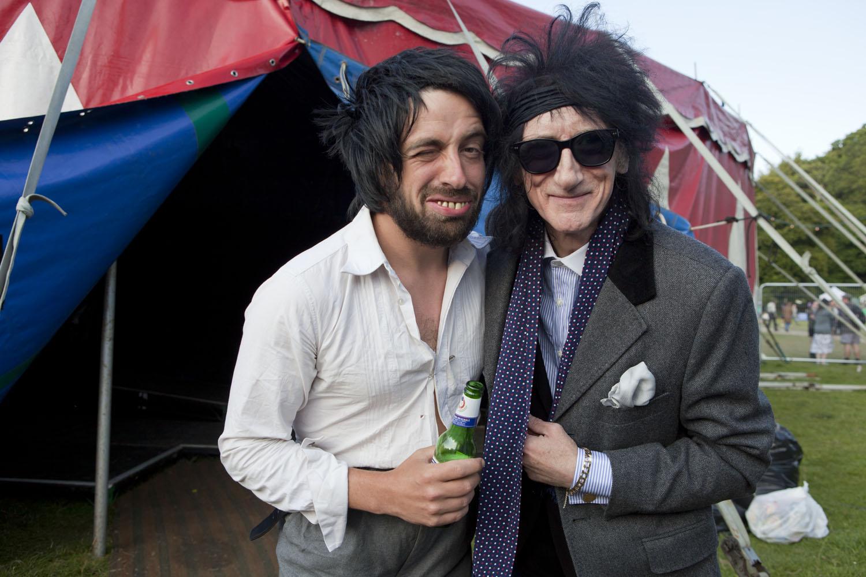 Wilfredo and John CC | Martin Parr